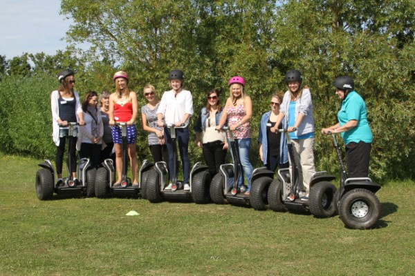 Segway Hen do