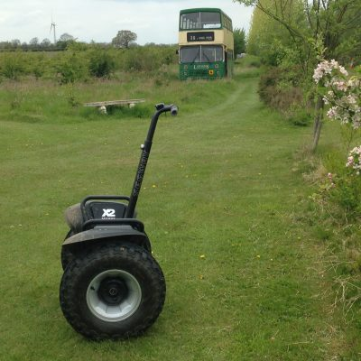 Segway Sessions at Willows Nursery