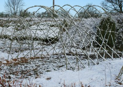 Buy. An extended version of our Living Willow Large Tunnel Kit WK122